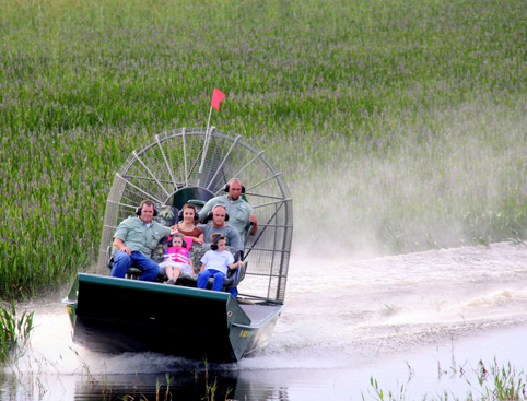 Wild Florida Everglades Airboat Tours & Wildlife Park