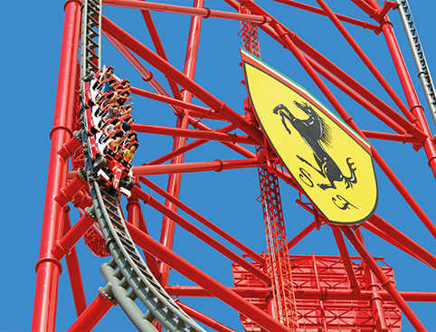 Tickets To Ferrari Land At Portaventura Salou Attractiontix