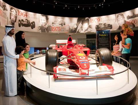 Ferrari world abu dhabi attractiontix ferrari world from dubai gumiabroncs Gallery