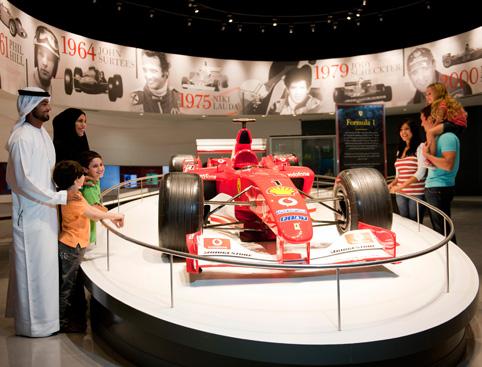 Ferrari World From Dubai
