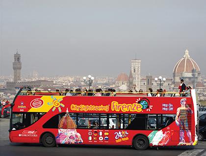 Florence Bus Tour 2