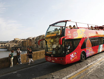 Florence Bus Tour 3