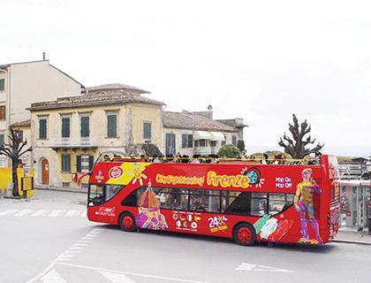 Florence Bus Tour 5