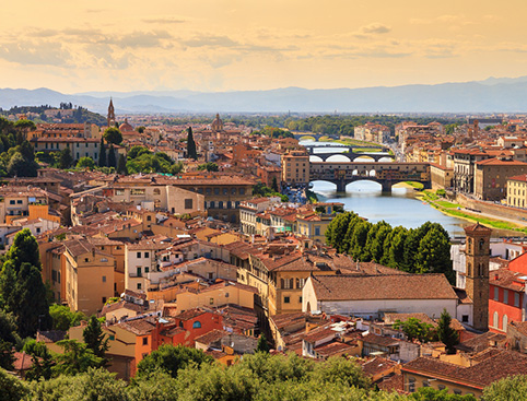 Florence Day Trip From Lake Garda- Famous Bridge Ponte Vecchio