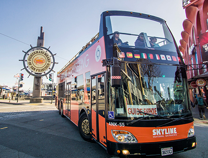 City Sightseeing San Francisco - Hop on Hop off