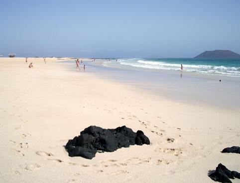 Corralejo Beach Lanzarote
