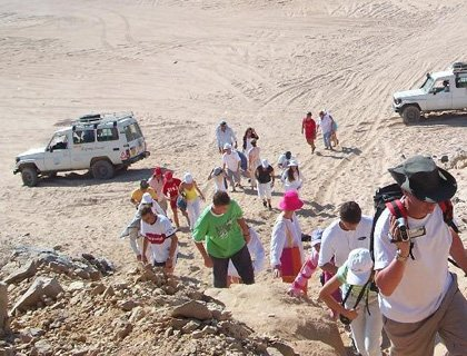 Full Day Jeep Safari - Hurghada
