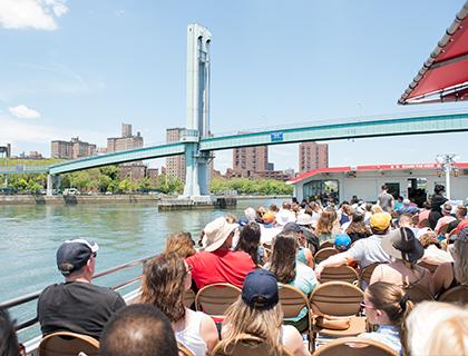 Boat Cruise Manhattan New York