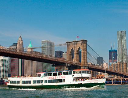 Cruise New York Manhattan