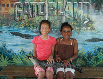 Gatorland- Animal Adventures