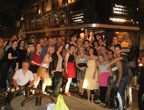 Ghost Bus Tours London Tickets