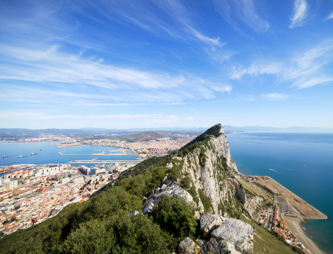 Gibraltar Trip from Algarve - Full Day