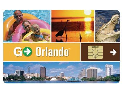 Go Orlando Card