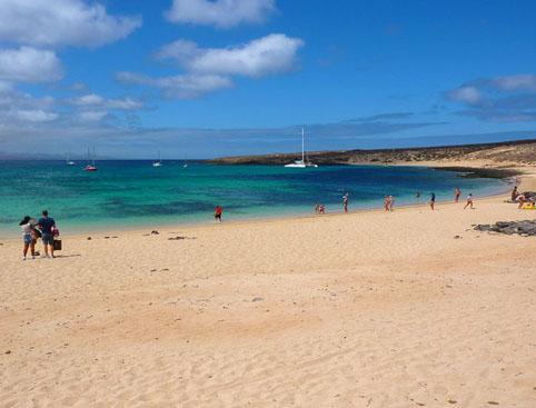 graciosa island beach