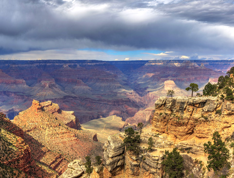 Grand Canyon South Rim Bus Tour Plus Free Show