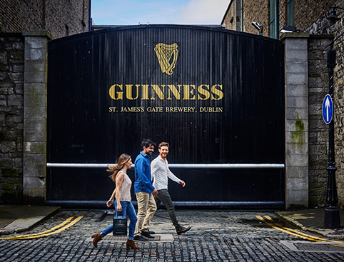Guinness Storehouse Tickets