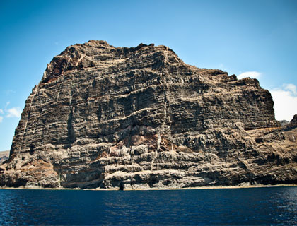 Half Day Mount Teide Tour- View Of Los Gigantes Famous Cliffs