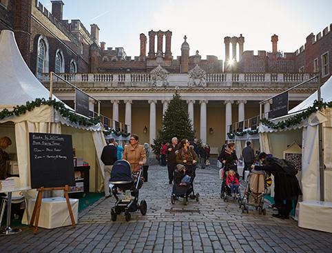 Hampton Court Palace and Gardens