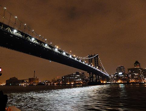 Harbour Lights Night Cruise