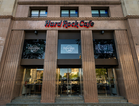Hard Rock Cafe Barcelona - Queue Jump tickets