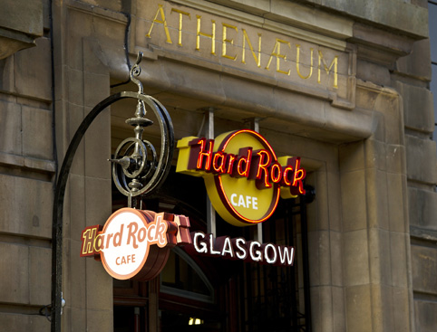 Hard Rock Cafe Glasgow Attractiontix