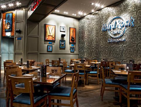 Hard Rock Cafe Glasgow Prices