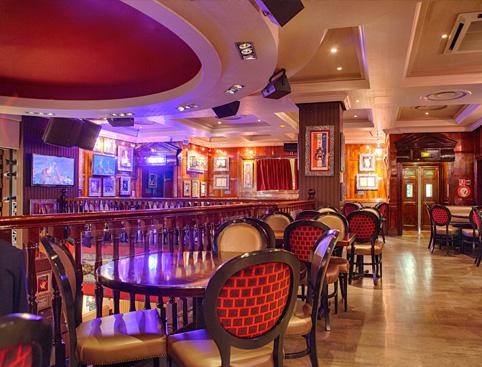 Hard Rock Cafe Paris Gold Menu