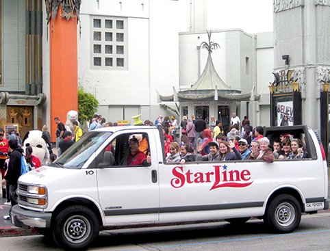 Haunted Hollywood Tour