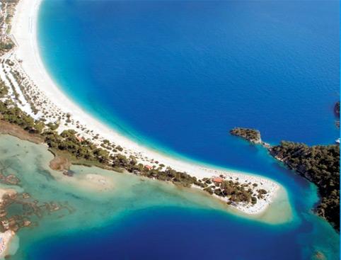 Hisaronu All Inclusive Boat Trip from Marmaris