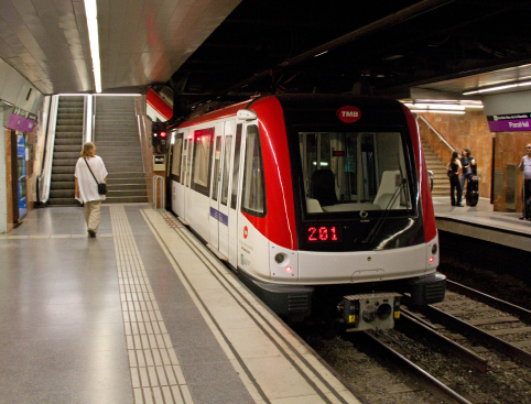Travel Card Barcelona Subway