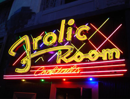 Historic Hollywood: Stars & Bars Tour- Frolic Room