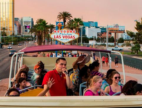 Hop On Hop Off Tour - Las Vegas