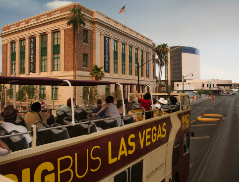 Hop on Hop off Las Vegas Bus Tour
