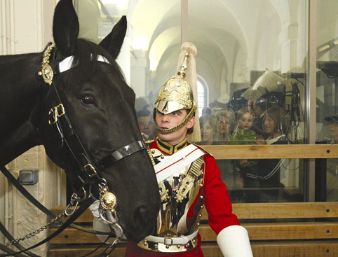 The Household Cavalry Museum London