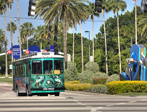 I RIDE Trolley - Orlando