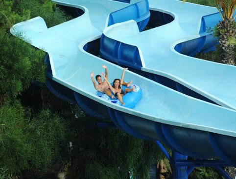 Illa Fantasia Water Park