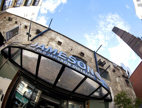 Jameson Whiskey Tour