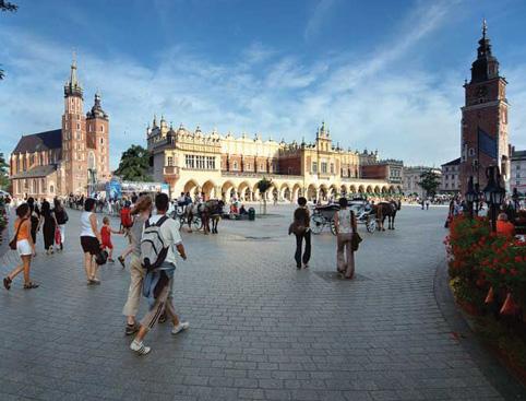 Krakow Sightseeing Tour