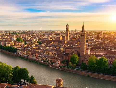 Lake Garda To Verona Day Trip