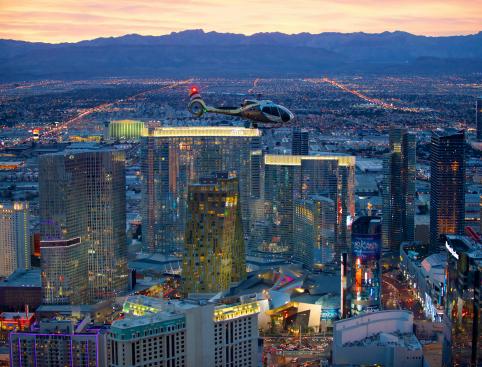 Las Vegas Strip Helicopter Flight