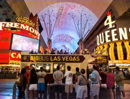 Las Vegas Night Tour  2day HoponHopoff