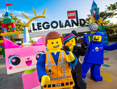 Legoland California Tickets