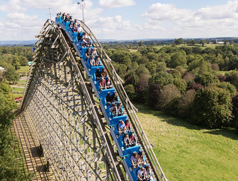 Lightwater Valley Tickets