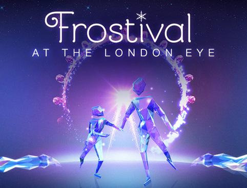 Eyeskate at the London Eye- People Ice Skating
