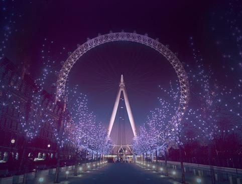 Eyeskate at the London Eye