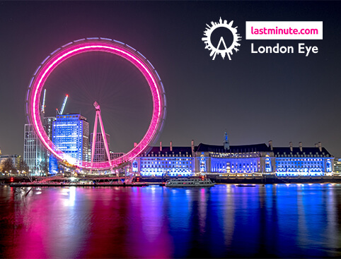 London Eye Tickets- The London Eye