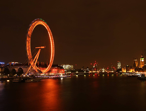 London Eye Tickets- The London Eye