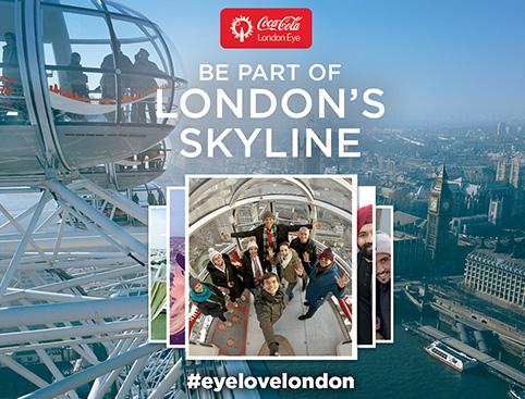 CocaCola London Eye Tickets