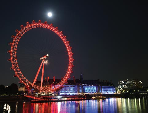 London Eye Tickets- The River Cruise Boat Experience