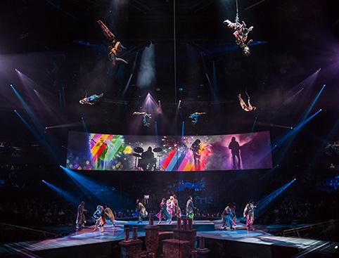 LOVE - Cirque du Soleil